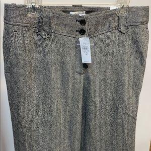 Ann Taylor LOFT size 12 flare-leg pants NWT